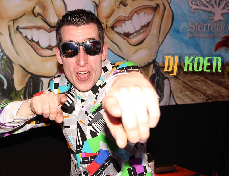 Arumer Feesten 2018 - DJ Koen